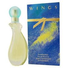 WINGS 3.0 oz 90 ml Giorgio Beverly HIlls Women Perfume EDT Spray New In Box