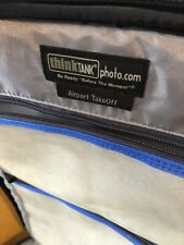 Think Tank Airport Takeoff Rolling Backpack Camera Case / Bag