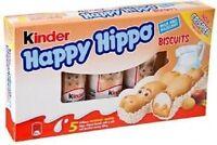 Kinder Happy Hippo Biscuits (4x5x20.5g)