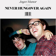 Joyce Manor - Never Hungover Again [New Vinyl] Bonus CD