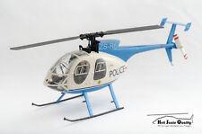 Fuselage-Kit Hughes/MD 500c/D/E 1:35 pour Blade Nano CPx et autres mini