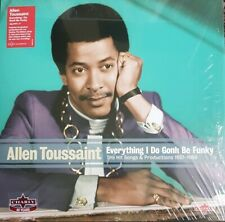 "Allen Toussaint  ""Everything I Do Gonh Be Funky"" (Hits) Vinyl LP"