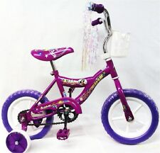 Brand New Girl 12 inch MY BIKE Bicycle Color Purple