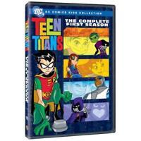 Teen Titans Season 1 DC Comics TV Series New DVD Region 4 (2 Discs)