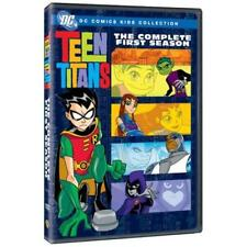 Teen Titans Season 1 DC Comics TV Series New DVD Region 4 (2 Discs)