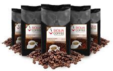 5kg Sicilia Coffee ESPRESSO SUPERBO Fresh Roasted Coffee Beans, Strong Taste