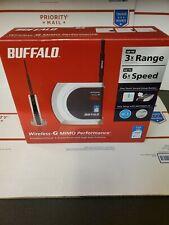 Buffalo Technology Wireless-G High Power Router WHR-HP-G54 High Gain Antenna