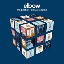ELBOW - THE BEST OF  (DELUXE EDITION)  2 CD NEUF