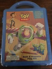 Disney Pixar Toy Story Book and Magnet Play Set