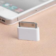 Female Micro USB To Male for Apple 30 Pin iPhone4 4S 3G 3GS Charger Adapter