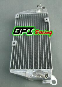 Radiador de aluminio para Kawasaki KLR650 KLR 650 1987-2007 88 89 90