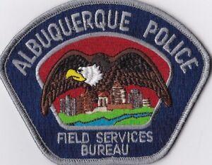 Albuquerque Police Field Services Bureau Police New Mexico NM