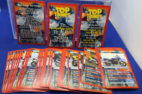 Top Trumps  Ref 267 From 2001 Motorbikes & Scooters  -  Cult Card Game Complete