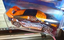 2006 HOT WHEELS - TOYOTA CELICA #163 CHROME INTERIOR (Comes in a Protector)