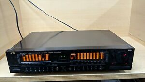JVC SEA-M770 BK Computer Controlled S.E.A. Graphic Equalizer *Parts or Repair*