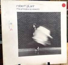 ROBERT PLANT The Principle Of  Moments Released 1983 Vinyl/Record Album