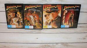Indiana Jones Compete Set - DVD