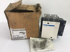 New Telemecanique LC1 F115 200Amp Contactor 59kW 415v NO COIL Fitted LC1F115
