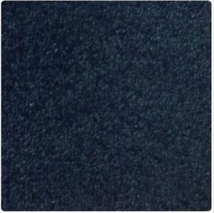 Barbados Deep Azure Blue Bathroom Carpet washable waterproof 2 Metres wide cheap