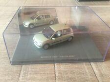 Universal Hobbies 1/43 Renault Clio Privilege grey dealer edition no paperbox