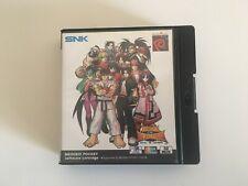 Neo Geo Pocket SNK vs Capcom The Match of The Millennium PAL