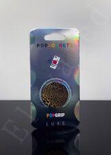 Authentic PopSockets Embossed Metal Leopard Phone Grip PopSocket Pop Socket