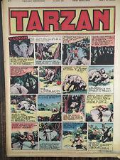 REVUE TARZAN.1 ERE SERIE.N°7.OCTOBRE 1946.PARFAIT ETAT.NON COUPE.