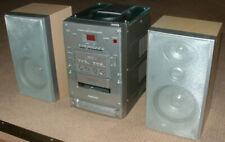 Stereo Kompakt Anlage Orion MCT 590 mit CD und Cassette inkl. Boxen, guter Klang