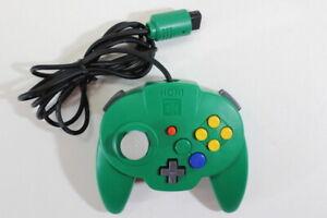 Hori Pad Mini Nintendo 64 Controller N64 Green OEM Japan Import US Seller C613