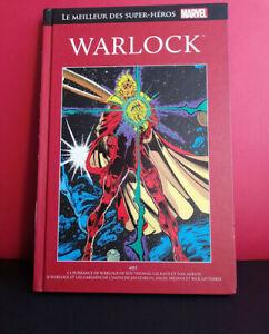 MARVEL LE MEILLEUR DES SUPER HEROS - WARLOCK - 2017 - COMICS - VF - N°33 -