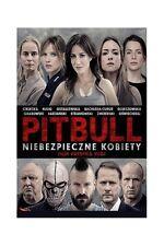 Pitbull Niebezpieczne Kobiety DVD Z Ksiazeczka Polski Film Szybka Wysylka Z PL