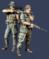 1/35 Resin Vietnam War US Sniper Team 2 Soldiers unpainted unassembled BL208