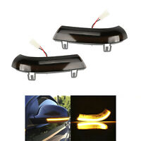 Dynamic Flowing Wing Mirror LED Indicator Turn Signal Light for Golf Jetta MK5