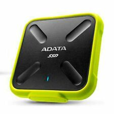 Adata externos SSD Sd700 amarillo 256gb USB 3.0
