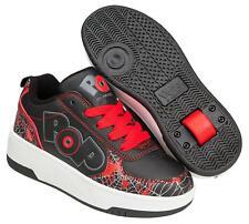 Pop By Heelys Strike Black/Red Spider Design New Other Uk 13 Eu 32