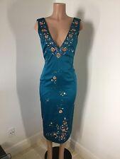 Mandalay women's dresses sexy classy  Blue sleeveless hot club wear 10 lace blac