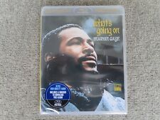 Blu-Ray Audio - Marvin Gaye - What's Going On - New Sealed