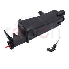 New Radiator Overflow Expansion Tank Bottle + Sensor For BMW E46 E83 E53