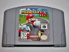 Mario Kart 64 for Nintendo 64 N64 - Super Mario Donkey Kong *TESTED* *CLEANED*