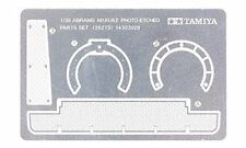 TAMIYA 1/35 M1A1/A2 Abrams Photo-Etched Parts Set Kit NEW from Japan