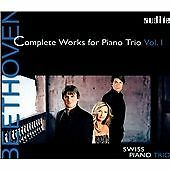 Ludwig van Beethoven - Beethoven: Complete Works for Piano Trio, Vol. 1 (2015)