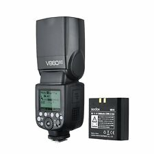 Godox V860II-C Speedlite Caméra Flash 2.4G E-TTL Sans Fil pour Canon EOS