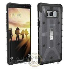 UAG - Samsung GS8 Plus Plasma Case - Ash/Black Case Cover Shell Protector Guard