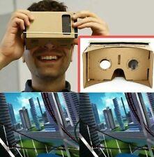 Casque Lunettes réalité virtuelle 3D Memo carton Google Cardboard