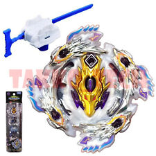 TAKARA TOMY BLOODY LONGINUS.13.JI B-110 + Left Launcher GENUINE BEYBLADE BURST Z