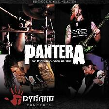 Pantera - Live At Dynamo Open Air 1998 (NEW CD)