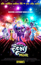 "My Little Pony ( 11"" x 17"" ) Movie Collector's Poster Print - B2G1F"