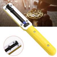 New Watch Back Case Opener Wrench Tool Yellow Watchmaker Adjustable Remover