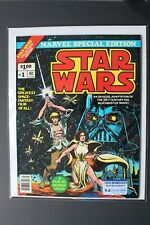 MARVEL SPECIAL EDITION Featuring STAR WARS #1 Treasury Comic 1977 CBCS NM+ 9.6