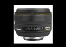 USED Sigma DG 30mm f/1.4 HSM EX DC Lens For Canon Excellent FREESHIPPING